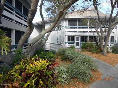 New Smyrna Beach Condo/Townhouse For Sale: 4315 Sea Mist Drive #166