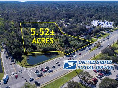 Port Orange Residential Lots & Land For Sale: 720 Dunlawton Avenue