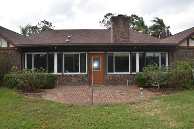 Daytona Beach Single Family Home For Sale: 156 Point-O-Woods Drive