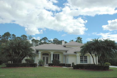 Port Orange Single Family Home For Sale: 1832 Summer Green Drive #LOT 33