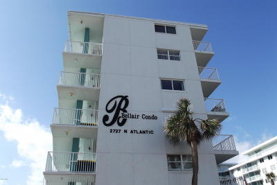 Daytona Beach Condo/Townhouse For Sale: 2727 N Atlantic Avenue #3030