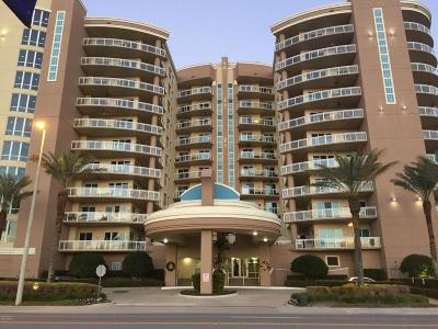 Daytona Beach Shores Condo/Townhouse For Sale: 1925 S Atlantic Avenue #307