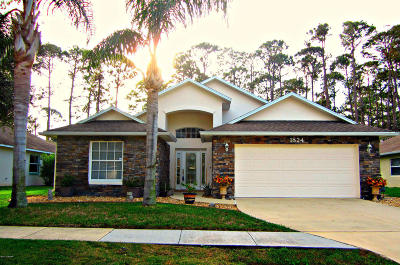 New Smyrna Beach Single Family Home For Sale: 1824 Turnbull Lakes Drive