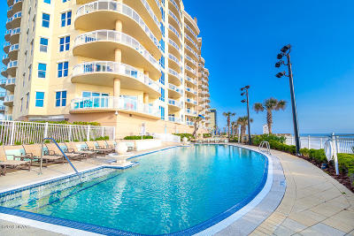 Daytona Beach Shores Condo/Townhouse For Sale: 1925 S Atlantic Avenue #902