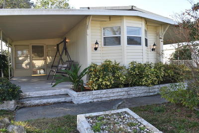 Port Orange Single Family Home For Sale: 5636 Wood Street