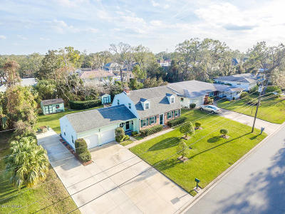 Ormond Beach Single Family Home For Sale: 26 S St Andrews Drive
