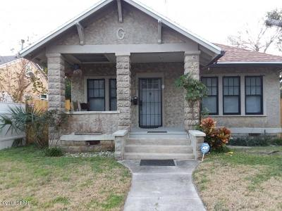 Daytona Beach Multi Family Home For Sale: 406 Braddock Avenue