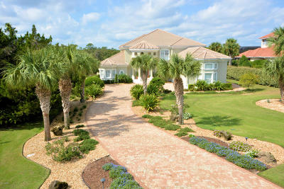 Hammock Dunes Single Family Home For Sale: 162 Island Estates Parkway