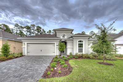 Plantation Bay Single Family Home For Sale: 821 Creekwood Drive