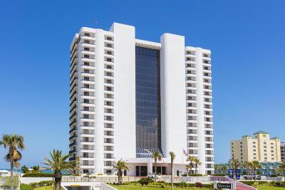 Daytona Beach Shores Condo/Townhouse For Sale: 2555 S Atlantic Avenue #1206