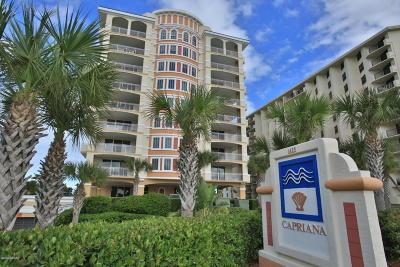 Ormond Beach Condo/Townhouse For Sale: 1425 Ocean Shore Boulevard #701