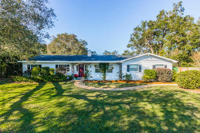 Deland Single Family Home For Sale: 815 Eastover Circle