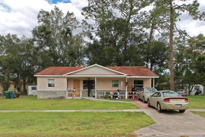 Deland Single Family Home For Sale: 853 S Boundary Avenue