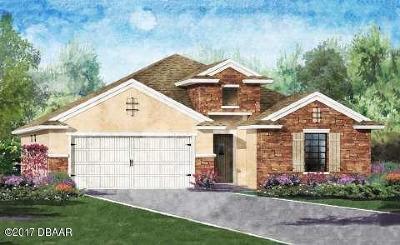 Ormond Beach Single Family Home For Sale: 823 Creekwood Drive