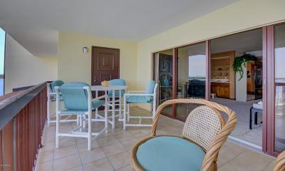 Daytona Beach Condo/Townhouse For Sale: 634 Marina Point Drive #6340