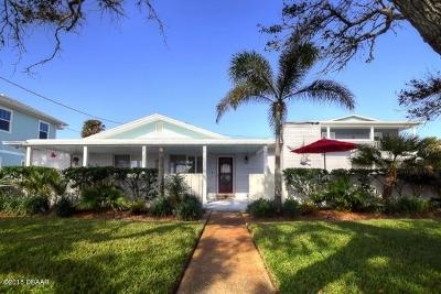 New Smyrna Beach Single Family Home For Sale: 310 Condict Drive
