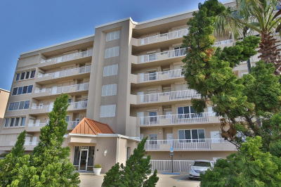 Ponce Inlet, South Daytona, Wilbur-by-the-sea Condo/Townhouse For Sale: 4757 S Atlantic Avenue #702
