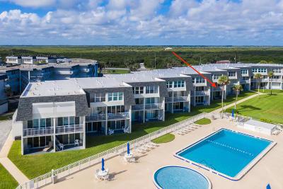 New Smyrna Beach Condo/Townhouse For Sale: 4831 Saxon Drive #2120