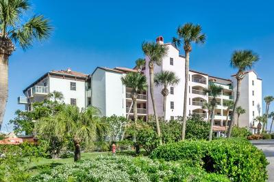 Daytona Beach Condo/Townhouse For Sale: 762 Marina Point Drive #7620