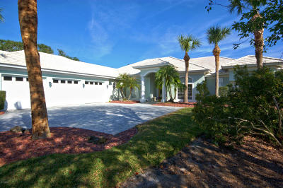 Hammock Dunes Single Family Home For Sale: 12 Avenue Monet