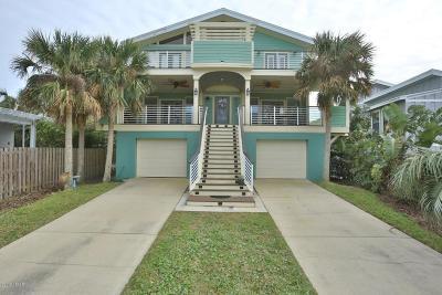 New Smyrna Beach Single Family Home For Sale: 846 Dolphin Avenue