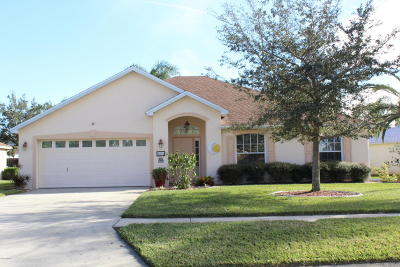 Port Orange Single Family Home For Sale: 5496 St Regis Way