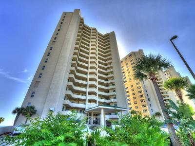 Daytona Beach Shores Condo/Townhouse For Sale: 3315 S Atlantic Avenue #1807