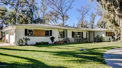 South Daytona Single Family Home For Sale: 850 Valencia Road
