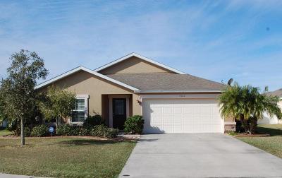 Port Orange Single Family Home For Sale: 5241 Plantation Home Way