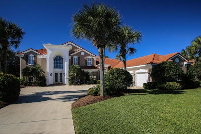 Hammock Dunes Single Family Home For Sale: 82 Island Estates Parkway