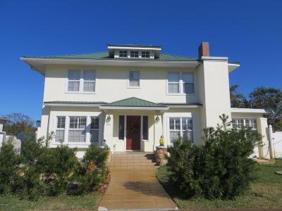 Daytona Beach Single Family Home For Sale: 826 N Peninsula Drive