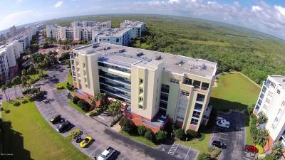 New Smyrna Beach Condo/Townhouse For Sale: 5300 S Atlantic Avenue #6-301