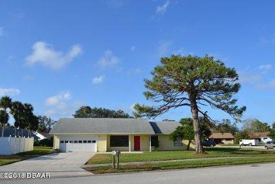 Port Orange Single Family Home For Sale: 722 Sleepy Hollow Drive