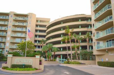 Daytona Beach Shores Condo/Townhouse For Sale: 4 Oceans West Boulevard #306C