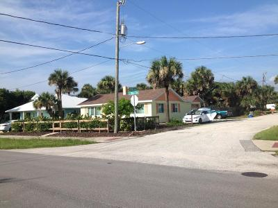 New Smyrna Beach Single Family Home For Sale: 2000 S Atlantic Avenue