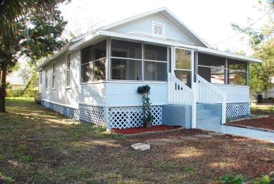 Ormond Beach Single Family Home For Sale: 148 Midway Avenue