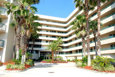 Ponce Inlet Condo/Townhouse For Sale: 4575 S Atlantic Avenue #6308