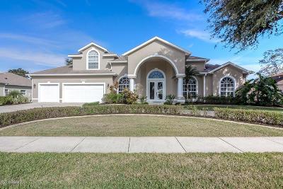 Port Orange Single Family Home For Sale: 6068 Sabal Hammock Circle