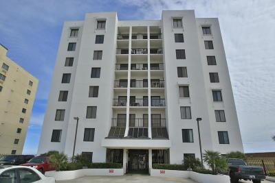 Daytona Beach Condo/Townhouse For Sale: 2615 S Atlantic Avenue #2C