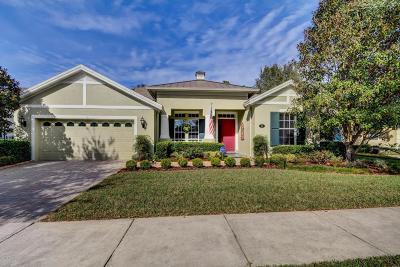 Deland Single Family Home For Sale: 513 Victoria Hills Drive