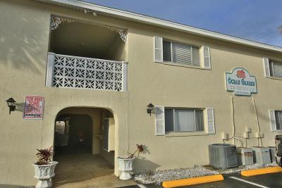 Daytona Beach Condo/Townhouse For Sale: 102 S Peninsula Drive #102