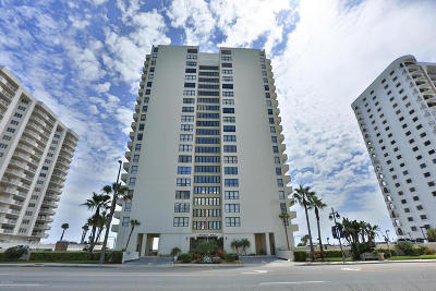 Daytona Beach Shores Condo/Townhouse For Sale: 2987 S Atlantic Avenue #2105