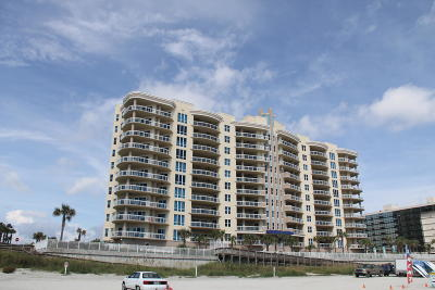 Daytona Beach Condo/Townhouse For Sale: 1925 S Atlantic Avenue #308