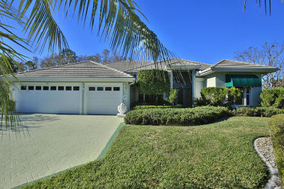 Plantation Bay Single Family Home For Sale: 49 Bay Pointe Drive