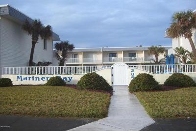 Ormond Beach Condo/Townhouse For Sale: 2850 Ocean Shore Boulevard #2