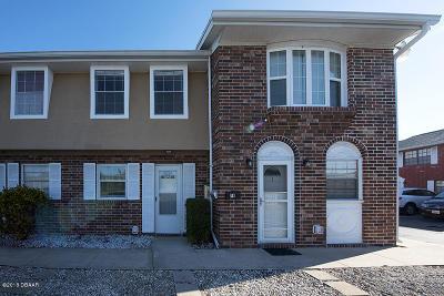 South Daytona Condo/Townhouse For Sale: 2200 S Palmetto Avenue #F3