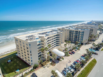 Ponce Inlet Condo/Townhouse For Sale: 4545 S Atlantic Avenue #3401