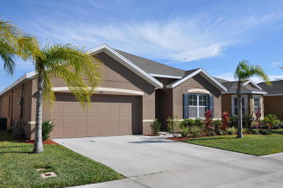 New Smyrna Beach Single Family Home For Sale: 451 Pink Coral Lane