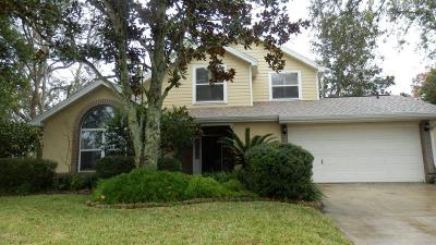 Port Orange Single Family Home For Sale: 872 Matt Lane