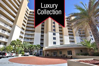 Daytona Beach Shores Condo/Townhouse For Sale: 2403 S Atlantic Avenue #1105